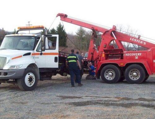 Equipment Transport in Toast North Carolina