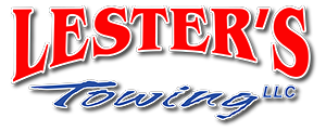 Lester's Towing Logo