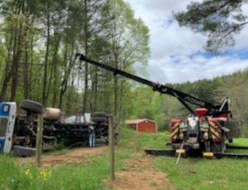 Light Duty Towing in Hillsville Virginia