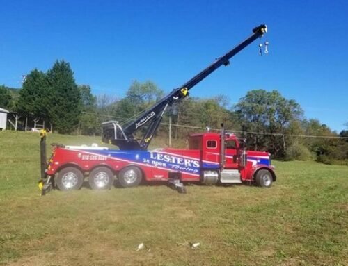Towing in Ennice North Carolina