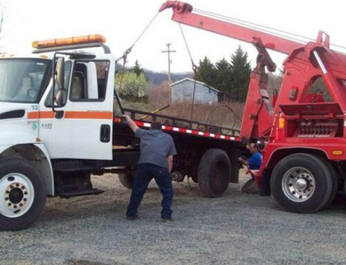 Towing in Woodlawn Virginia
